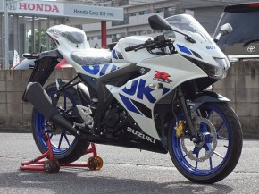 GSX-R125/スズキ 125cc 広島県 Bike shop Moto Ride