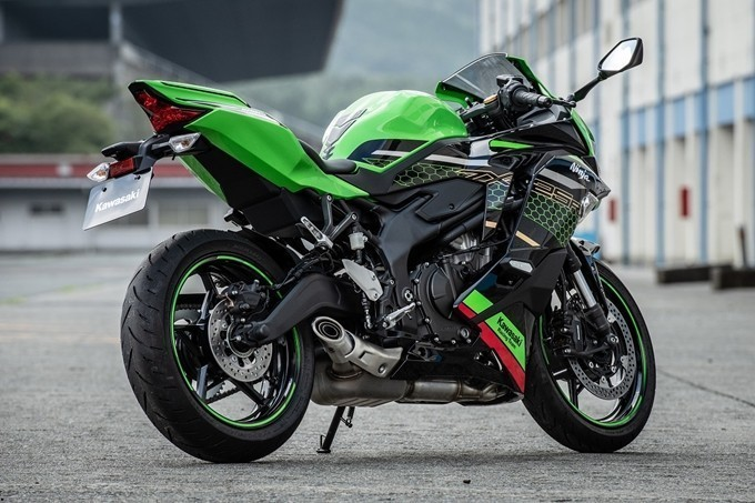 ZX-25R review
